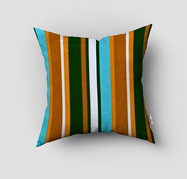 100% COTTON CUSHION COVER SET OF 5