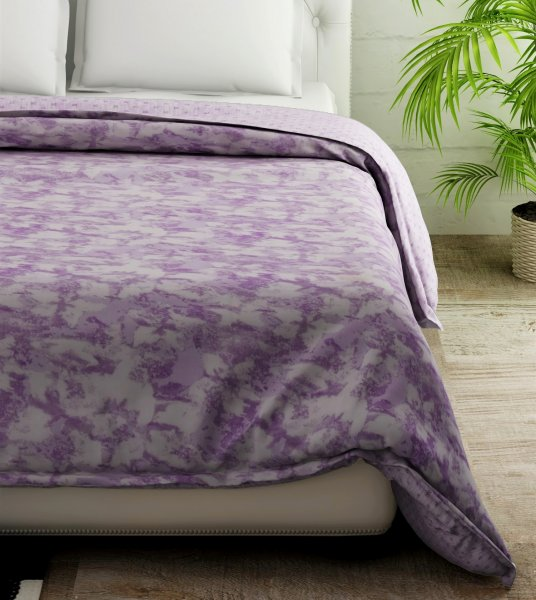 100% Cotton Single Bed Flannel Printed Dohar